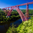 Garabit Viaduct — Stock Photo #3459379