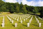 German Military Cemetery — Stock Photo