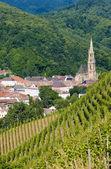 Thann, Alsace — Stock Photo