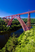 Garabit Viaduct — Stock Photo