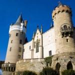 Castle Zleby — Stock Photo #3462166