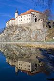 Ledec nad Sazavou Castle — Stock Photo