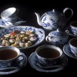 Tea set — Stock Photo #3476886