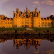 Stock Photo: chambord castle