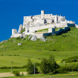 Stock Photo: Spissky Castle