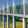 Millau Viaduct — Stock Photo #3487414