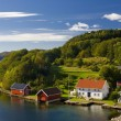 Norway — Stock Photo #3488813