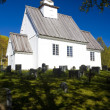 Church in Norway — Stock Photo