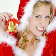Santa Claus — Stock Photo #3489310