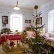 Christmas room — Stock Photo #3489343