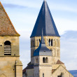 Stock Photo: Abbey of Cluny