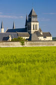 Fontevraud Abbey — Stock Photo