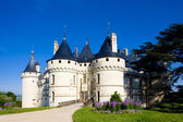 Chaumont-sur-Loire Castle — Stock Photo
