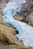 Jostedalsbreen National Park — 图库照片