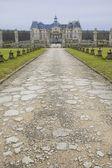 Vaux-le-Vicomte Palace — Stock Photo