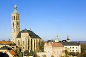 Kutna Hora, Czech Republic — Stockfoto