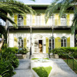 Stock Photo: Hemingway House, Key West, Florida, USA