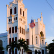 St. Paul's Church, Key West, Florida Keys, Florida, USA — Stock Photo