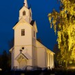 Church, Spal Garmo, Norway — Stock Photo #3518308
