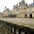 Palace Fontainebleau - Foto de Stock  