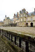 Palace Fontainebleau — Stock Photo