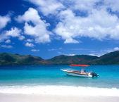Praslin, Seychelles — Stock Photo