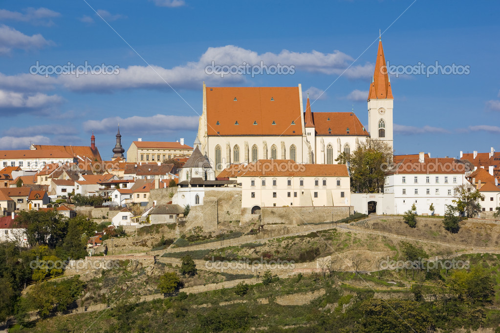 Znojmo, Czech Republic — Stock Photo #3518347
