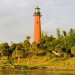 Lighthouse, Ponce Inlet, Florida, USA — Stock Photo #3534264