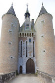 Chateau du Moulin, Lassay-sur-Croisne, Centre, France — Stock Photo