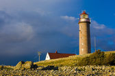 Lighthouse, Lista, Norway — Stock Photo