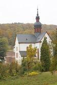 монастырь эбербах, гессен, германия — Стоковое фото