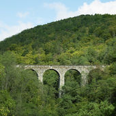 Zampach Viaduct, Czech Republic — Stock Photo