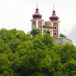 Stock Photo: Pilgrimage church, BanskStiavnica, Slovakia