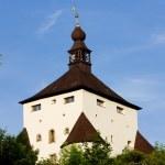 New Castle, Banska Stiavnica, Slovakia — Stock Photo #3557504