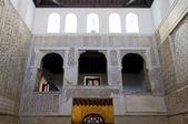 Interior of synagogue, Cordoba, Andalusia, Spain — Stock Photo