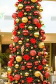 Detail of Christmas tree, Tobago — Stock Photo