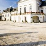 Grassalkovich Palace, Bratislava — Stock Photo #3603827