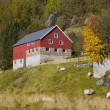 Kvaevemoen, Norway — Stock Photo