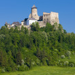 Stock Photo: StarLubovnCastle, Slovakia