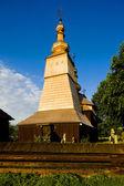 деревянные церкви, ладомировский, словакия — Стоковое фото