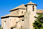 Church in Alquezar, Huesca Province, Aragon, Spain — Stock Photo