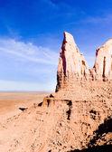 Monument Valley National Park, Utah-Arizona, USA — Stock Photo