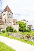 Gevrey-Chambertin Castle — Stock Photo