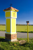 Column of the Crucifixion near Strachotin, Czech Republic — Stock Photo
