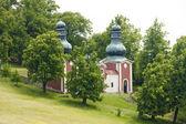 Pilgrimage place, Banska Stiavnica, Slovakia — Stock Photo