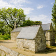 Stock Photo: Chapel of Saint-Jean-Baptiste near Saint-Vougay