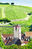 Ribeauville, Alsace, France — Stock Photo