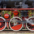 Steam locomotive — Stock Photo #3739499