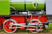 Steam locomotive' — Foto Stock