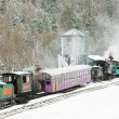 Mount Washington Cog Railway — Stock Photo